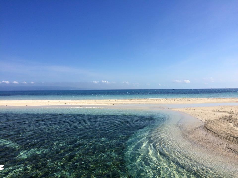 マラパスクア島近郊(カランガマン島)