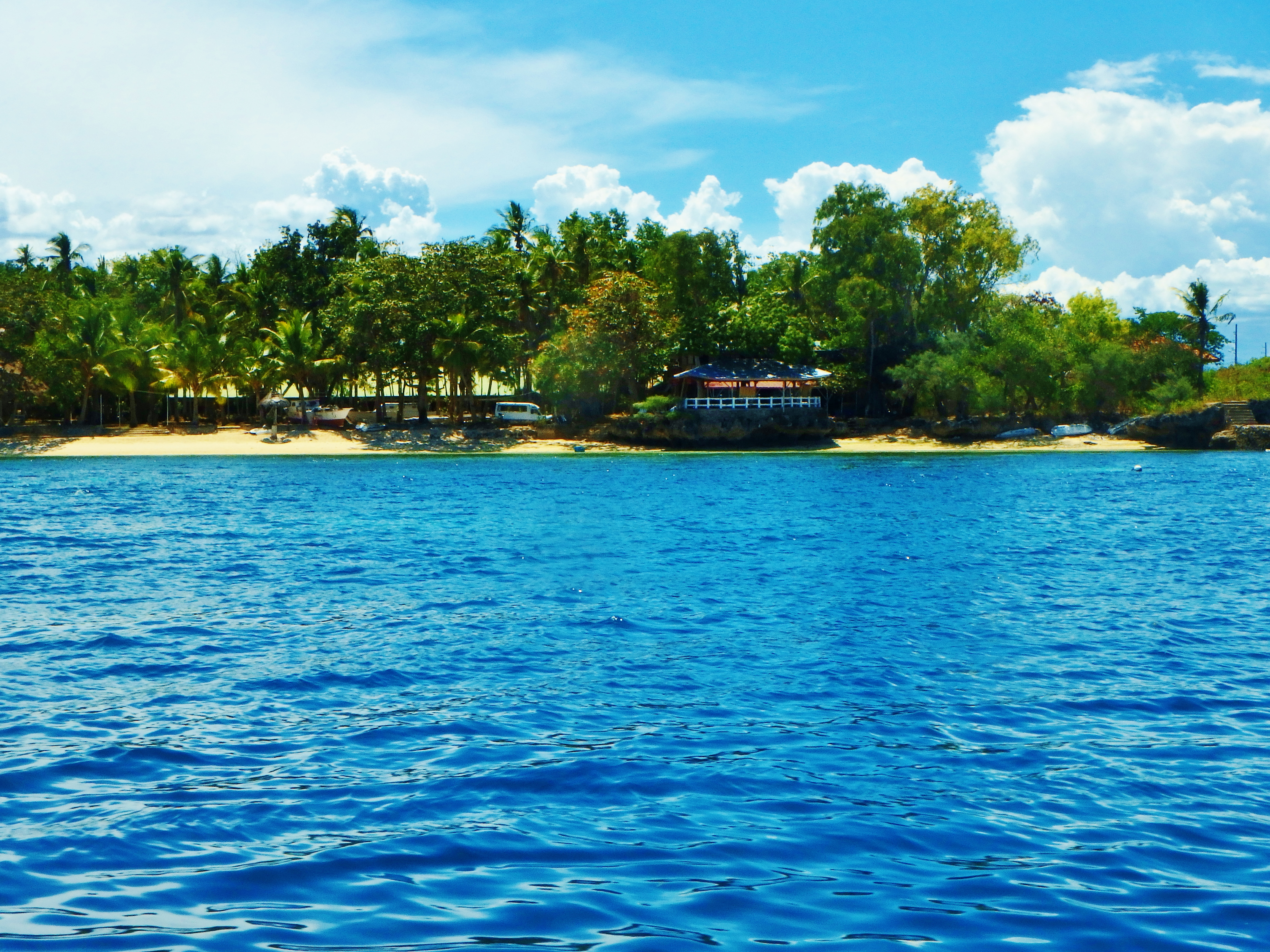 フィリピンセブ:マクタン島(タンブリビーチ)