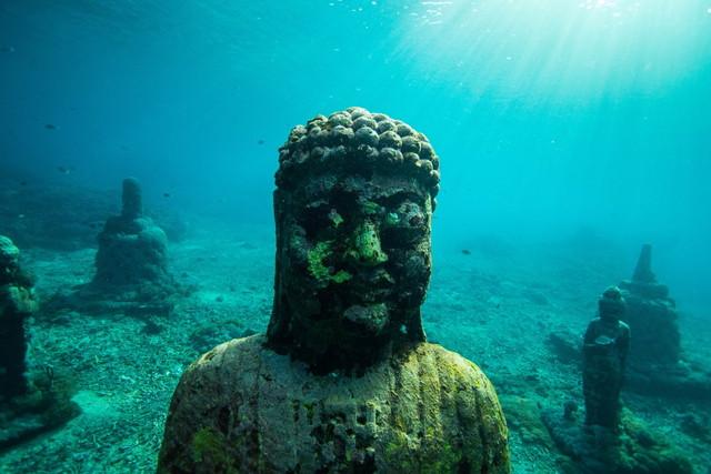 水中美術館
