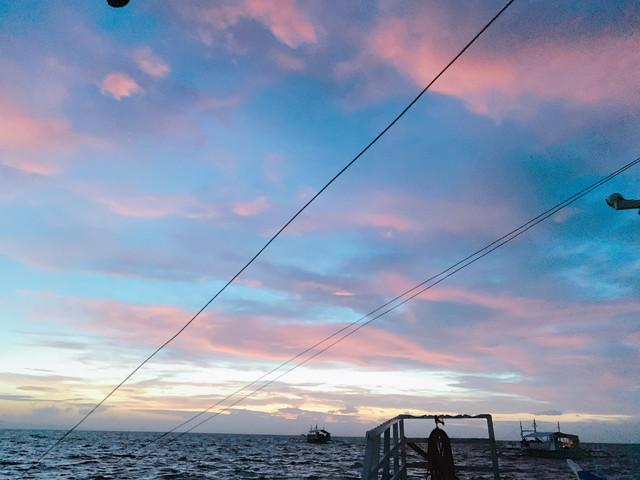 マラパスクア島の海